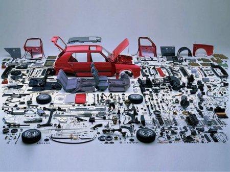 Машинокомплекты легковых автомобилей